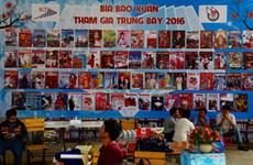 Hơn 70 ấn phẩm Xuân được giới thiệu tại Đường Báo Xuân 2016
