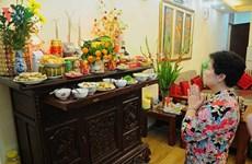 Thờ cúng tổ tiên - Nét đẹp văn hóa của người Việt Nam