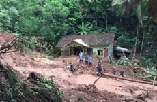 Indonesia: Hàng nghìn người phải sơ tán do lũ lụt và lở đất