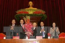 Các nước, bạn bè quốc tế chúc mừng Tổng Bí thư Nguyễn Phú Trọng