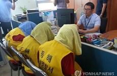 Hàn Quốc xét xử các đối tượng sát hại thuyền viên Việt Nam