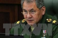 Bộ trưởng Quốc phòng Nga bắt đầu chuyến công du chính thức Iran