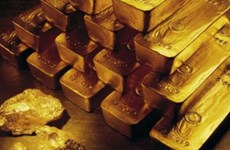 Giá vàng châu Á tiếp tục tăng lên trên 1.200 USD mỗi ounce