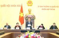 Khai mạc Phiên họp thứ 46 Ủy ban Thường vụ Quốc hội khóa XIII