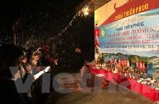 Lễ cầu siêu cho các liệt sỹ hy sinh ở đảo Gạc Ma tại Ba Lan