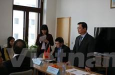 Tăng cường hợp tác song phương về thương mại, đầu tư Việt-Đức