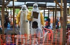 Hai người tử vong do bệnh Ebola xuất hiện trở lại ở Guinea
