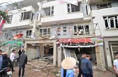 Phó Thủ tướng Chính phủ chỉ đạo khắc phục hậu quả vụ nổ tại Hà Đông
