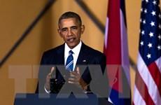 Obama: Nhân dân Cuba định hình bối cảnh quan hệ song phương mới