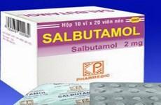 """Bộ Y tế bác thông tin """"nhập 9 tấn Salbutamol chỉ sử dụng 10kg"""""""