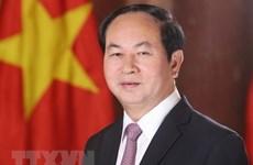 Tiểu sử tóm tắt của tân Chủ tịch nước Trần Đại Quang