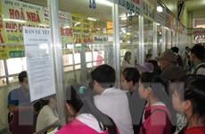 TP.HCM: Giá vé xe khách dịp 30/4 và 1/5 tăng không quá 30%