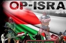 Israel sẵn sàng ứng phó các cuộc tấn công mạng của Anonymous