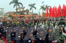 Ban hành Nghị định chính sách với hạ sỹ quan, binh sỹ quân đội
