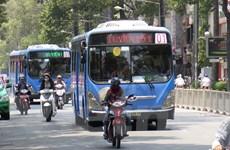 Mở rộng mô hình xe buýt sử dụng nhiên liệu CNG ở phía Nam