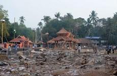 5 đối tượng bị truy nã ra đầu thú trong vụ hỏa hoạn tại Ấn Độ