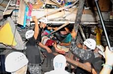 Động đất ở Ecuador: Số nạn nhân thiệt mạng đã lên tới 77 người
