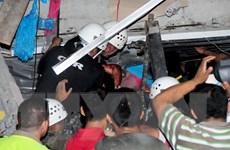 Ít nhất 41 người đã thiệt mạng trong vụ động đất tại Ecuador