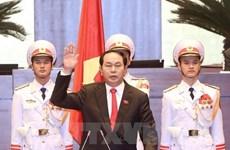 Các vị lãnh đạo Đảng, Nhà nước tiếp tục nhận được điện chúc mừng
