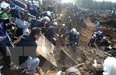 Hoạt động địa chấn tại Nhật Bản chưa có dấu hiệu suy giảm