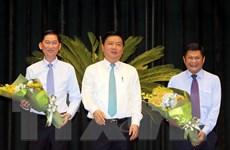 Thành phố Hồ Chí Minh có thêm 2 Phó Chủ tịch Ủy ban Nhân dân