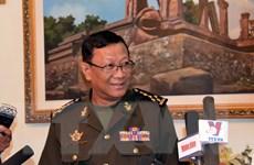 Campuchia và Mỹ tăng cường hợp tác an ninh trên biển