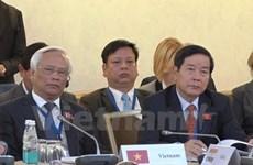 Việt Nam tham dự Hội nghị Đối tác nghị viện Á-Âu lần thứ chín