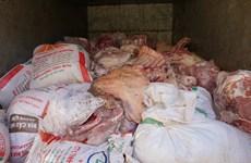 Thành phố Hồ Chí Minh quyết tâm ngăn chặn thực phẩm bẩn