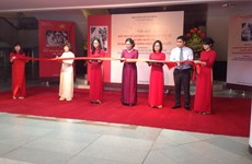 Khai mạc triển lãm về Chủ tịch Hồ Chí Minh với các kỳ bầu cử