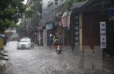 Ba kịch bản để giảm ngập lụt ở Hà Nội trong mùa mưa báo tới