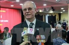 Đại hội lần thứ nhất Hội Cựu chiến binh Việt Nam tại Nga