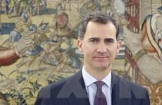 Nhà vua Tây Ban Nha đã ký sắc lệnh giải tán quốc hội