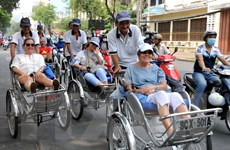 Khách du lịch đến Hà Nội đạt gần 228.000 lượt dịp lễ 30/4 và 1/5