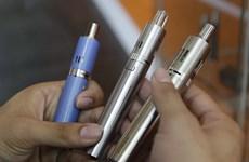 Mỹ cấm bán thuốc lá điện tử cho học sinh trung học phổ thông