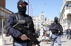 Italy bắt giữ một nghi phạm khủng bố quốc tế người Slovenia