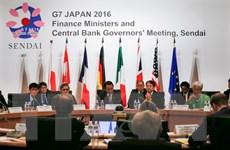 """G7: Anh rời châu Âu sẽ là """"cú sốc"""" với kinh tế toàn cầu"""