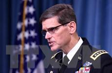 Tư lệnh Bộ chỉ huy Trung tâm quân đội Mỹ bí mật thăm Syria
