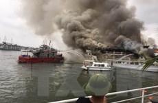 Đề nghị đảm bảo an toàn cho khách du lịch tới vịnh Hạ Long