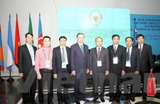 Thượng tướng Tô Lâm tham dự Hội nghị quốc tế quan chức an ninh