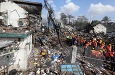Nổ nhà máy hóa chất tại Ấn Độ, hơn 150 người thương vong