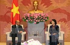 Việt Nam-Cuba tăng cường hợp tác kinh tế-thương mại và đầu tư