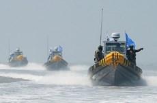 Hàn Quốc tiến hành tuần tra ngăn tàu cá Trung Quốc hoạt động