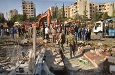 Liên quân tiêu diệt 30 phần tử IS, đánh bom kinh hoàng ở Damascus