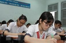 TP.HCM: Gần 400 thí sinh vắng trong ngày thi đầu thi vào lớp 10