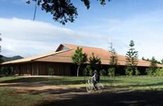Nhà thờ Ka Đơn đoạt giải nhì thi Kiến trúc Thánh quốc tế 2016