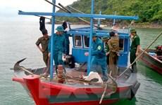 Bảo hiểm Bảo Việt chi trả gần 2 tỷ đồng bồi thường cho 2 tàu cá