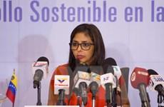 Venezuela hoan nghênh sự ủng hộ của các nước tại OAS