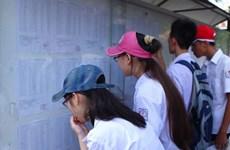Hà Nội hạ điểm chuẩn 40 trường trung học phổ thông công lập