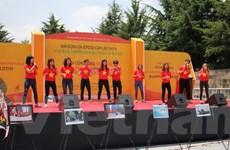 Tưng bừng lễ hội văn hóa thể thao của người Việt tại Hàn Quốc