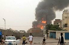 Giao tranh và không kích tại Yemen làm 80 người thiệt mạng